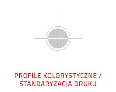 Profile kolorystyczne / Standaryzacja druku